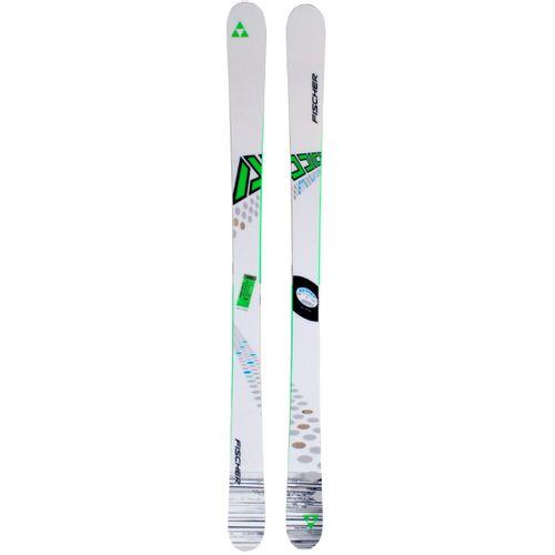 Tabla-de-Ski-Fischer-Addict-Twin-Freeride---Fijaciones-RS11-Hombre-White-Green-A23481-2