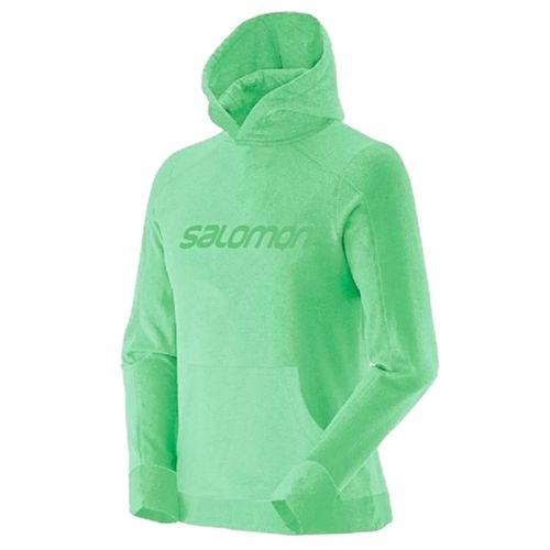 Buzo-Salomon-Polar-LT-Hoodie-II-Invierno-Mujer-Blue-Turquoise-17114