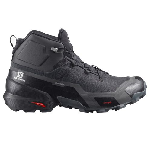 Botas-Salomon-Cross-Hike-Mid-GTX-Trekking-Gore-Tex-Hombre-Phantom-Black-411185