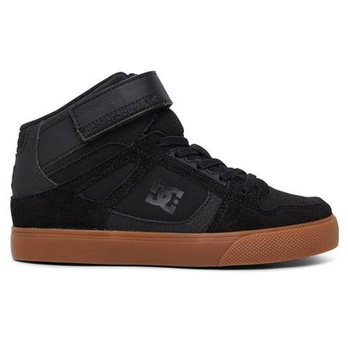 Botas-DC-Shoes-Pure-High-Top-EV-Urbano-Niños-Black-Gum-ADBS300324