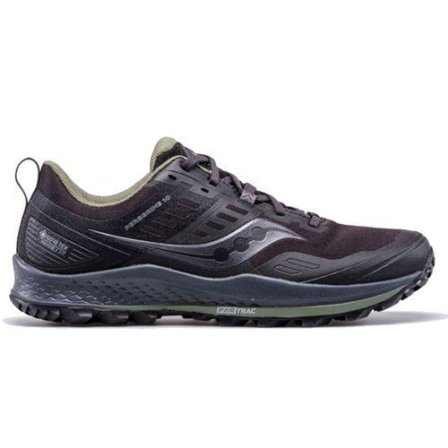 Zapatillas-Saucony-Peregrine-10-GTX-Trail-Running-Hombre-Black-Pine-S20542-2