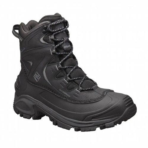 Botas-Bugaboot-II-Columbia-Waterproof-Trekking-Hombre-Black-Charcoal-1690611-010