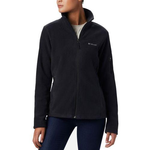 Campera-De-Polar-Columbia-Sportswear-Fast-Trek-2-Mujer-Black-EL6081-010