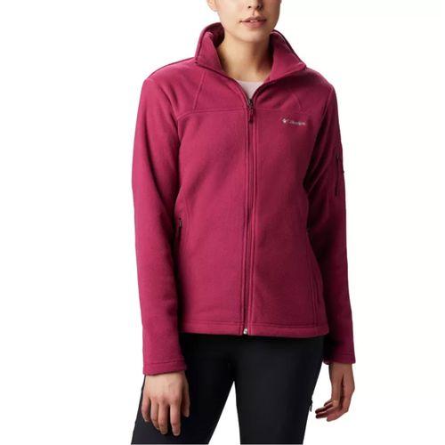 Camper-De-Polar-Columbia-Sportswear-Fast-Trek-2-Mujer-Wine-Berry-EL6081-550