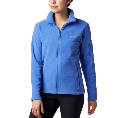 Campera-De-Polar-Columbia-Sportswear-Fast-Trek-2-Mujer-Arctic-Blue-EL6081-446