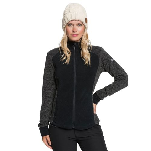 Campera-Frizada-Roxy-Surface-Zip-Urbano-Invierno-Mujer-True-Black-3212137008