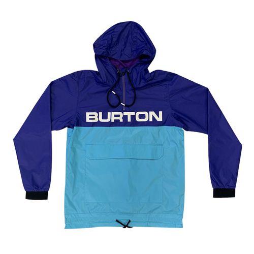 Buzo-Anorak-Burton-Big-Half-Windstopper-Urbano-Hombre-Violet-Turquesa-B1HBIGHALF