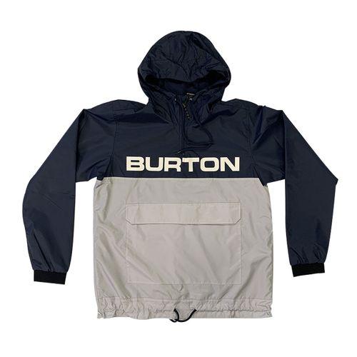 Buzo-Anorak-Burton-Big-Half-Windstopper-Urbano-Hombre-Navy-Grey-B1HBIGHALF