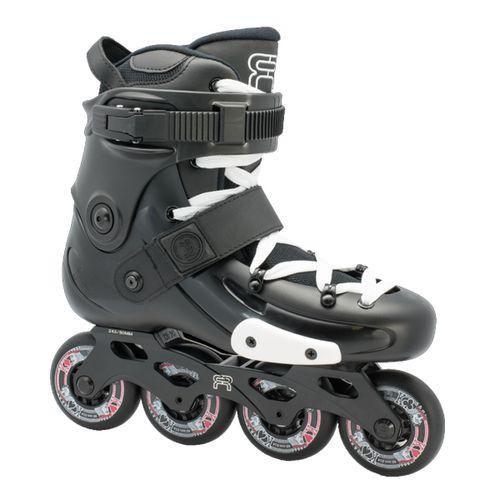 Rollers-FR-Skate-FRX-80-Freeride-Freestyle-Unisex-Black-FRSK-FRX80-BK