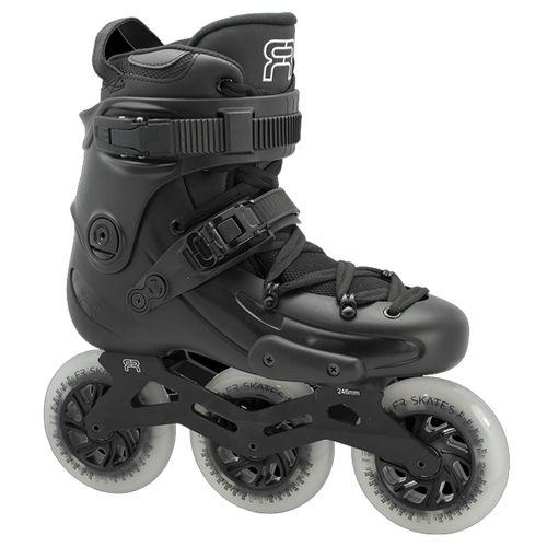 Rollers-FR-Skate-FR2-310-Freeride-Unisex-Black-FRSK-FR2310-BK