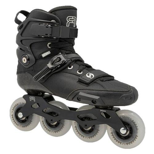 Rollers-FR-Skate-Spin-80-Freeride-Freestyle-Unisex-Black-FRSK-DK