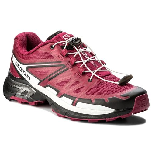 Zapatillas-Salomon-Wings-Pro-2-Trail-Running-Mujer-Sangria-Black-White-392439