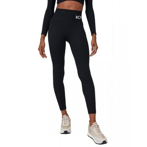 Calza-Roxy-Fitness-Seamless-Running-Mujer-Negro-3212109002