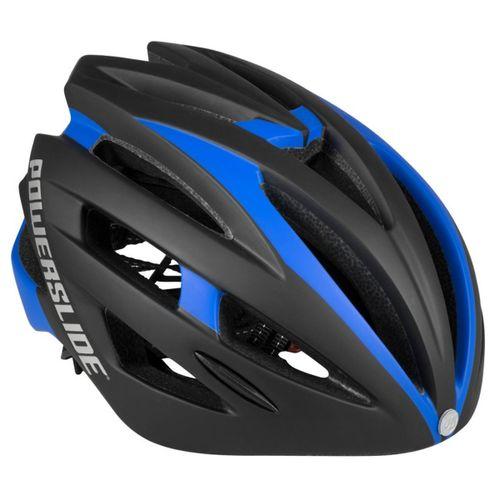 Casco-Powerslide-Race-Attack-Rollers-Unisex-Black-Blue-903263