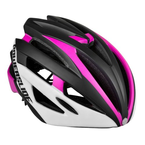 Casco-Powerslide-Race-Attack-Rollers-Unisex-White-Pink-903264
