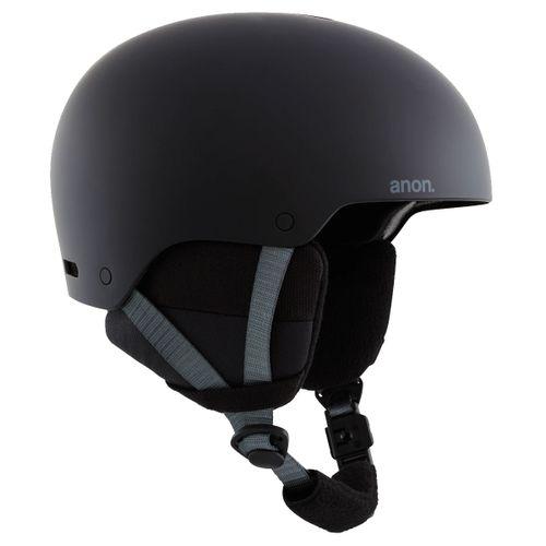 Casco-Anon-Rime-3-Ski-Snowboard-Niños-Black-21521100001