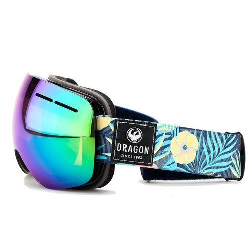 Antiparras-Dragon-X1-Aloha-Small-Unisex-LL-Black-Green-Ion---Lente-Extra-286037018601
