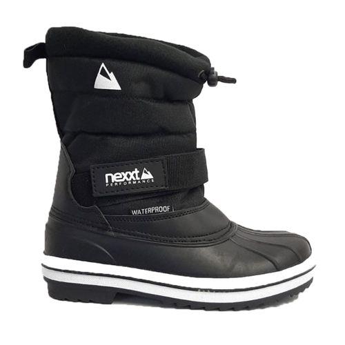Botas-Apreski-Nexxt-Quebec-Waterproof-Niños-Black-DE190206