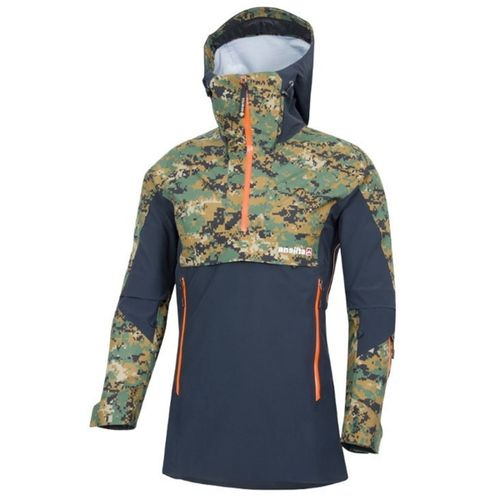 Campera-Anorak-Ansilta-Sacha-GTX-Goretex-Ski-Snowboard-Hombre-Negro-Cam-123400-995
