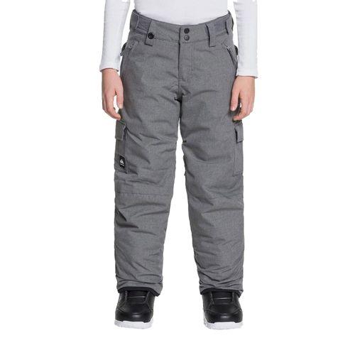 Pantalon-Quiksilver-Porter-10K-Ski-Snowboard-Niños-Heather-Grey-2212136005