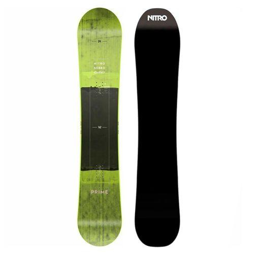 Tabla-de-Snowboard-Nitro-Prime-Flat-Out-Rocker-All-Mountain-Green-830371