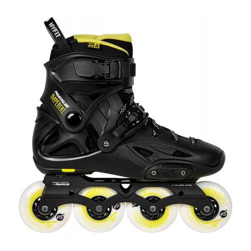 Roller-Powerslide-Imperial-One-Black-Yellow-908376