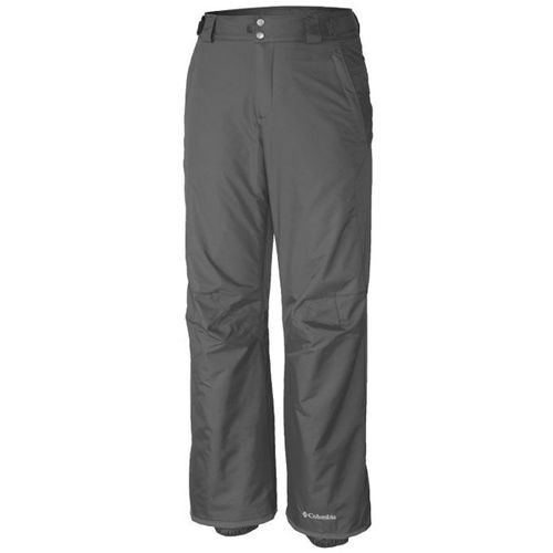 Pantalon-Columbia-Bugaboo-II-Ski-Snowboard-Omni-Tech-Hombre-Graphite