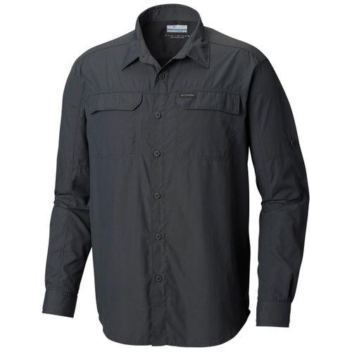 Camisa-Columbia-Silver-Ridge-II-Long-Sleeve-Trekking-Hombre-Grill-1839311-028