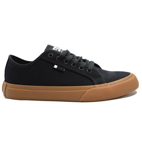 Zapatillas-DC-Shoes-Manual-Tx-Urbano-Skate-Hombre-Black-Gum-1221112046