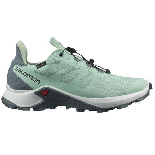 Zapatillas-Salomon-Supercross-3-GTX-Trail-Running-Mujer-Yucca-White-Stormy-Weather-414566