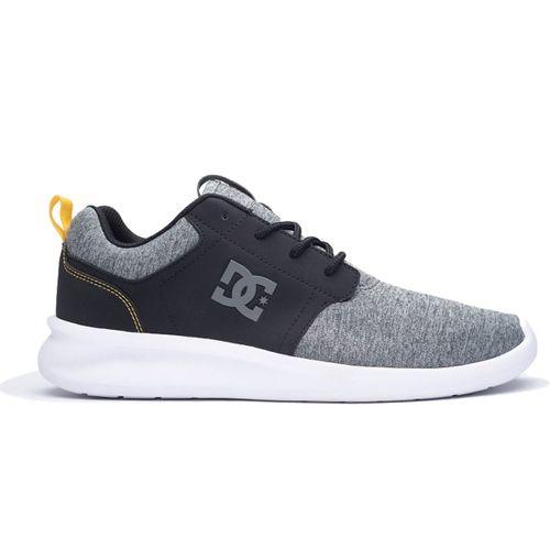 Zapatillas-DC-Shoes-Midway-SN-Urbano-Hombre-Grey-Black-Yellow-1212112094