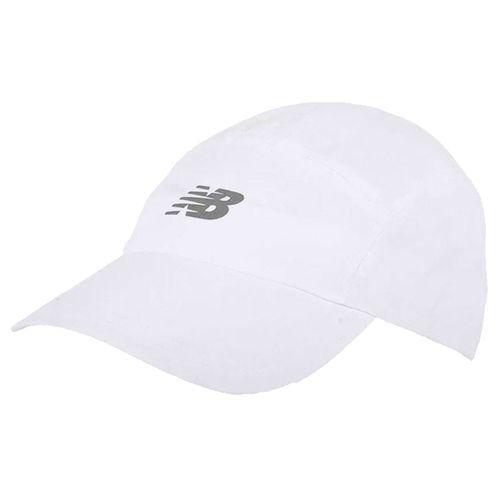 Gorra-New-Balance-5-Panel-Core-Hat-Running-Unisex-White-N3P070001
