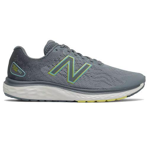 Zapatillas-New-Balance-Fresh-Foam-680v7-Running-Hombre-Gris-Verde-M680LL7