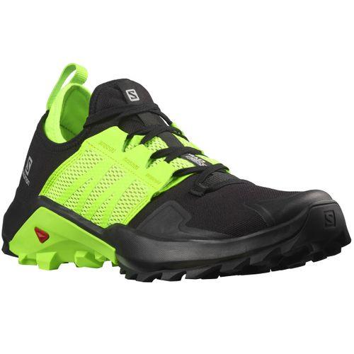 Zapatillas-Salomon-Madcross-Trail-Running-Hombre-Black-Green-Gecko-413488