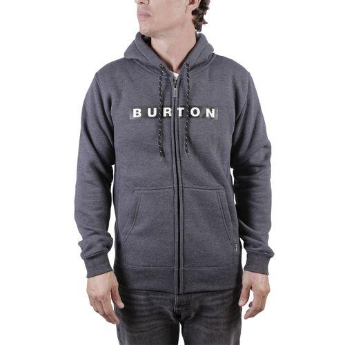 Campera-Burton-Vault-Urbano-Con-Capucha-Hombre-Dark-Grey-B1BVAULTFZDG