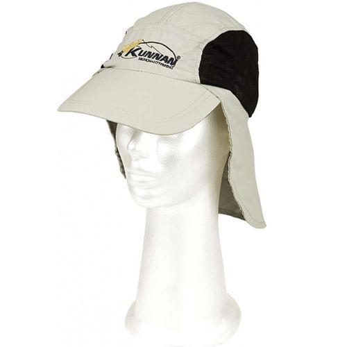 Gorra-Waterdog-Cap-301-Cubre-Nuca-Camping-Unisex-Beige-CAP301